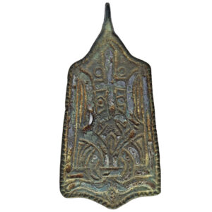 Credential badge of prince Iziaslav Volodymyrovych 1