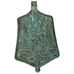 Credential badge of prince Volodymyr the Great 4 1