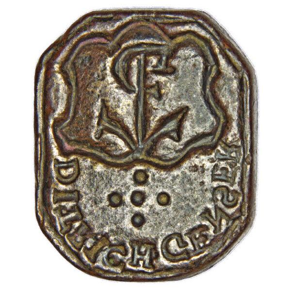 Seal of Ditrich Genser 1