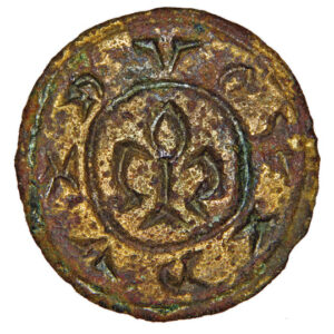 Seal of Kostiantyn, prince's official, from Podolia