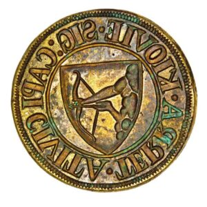 Seal of Kyiv city 1 1