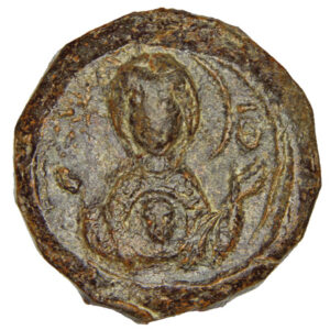 Seal of Michael metropolitan of Kyiv 1