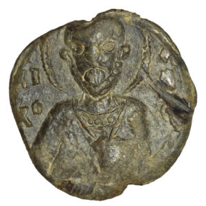 Seal of Nicholas bishop of Bilhorod 1