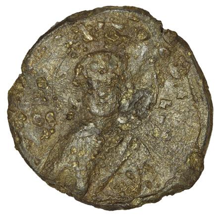 Seal of Sergios II patriarch of Constantinople 1