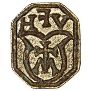 Seal of Vasyl Fedorovych Khodyka Krenytsky 1