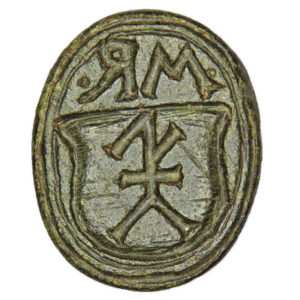 Seal of a burgher of Peremyshl 1