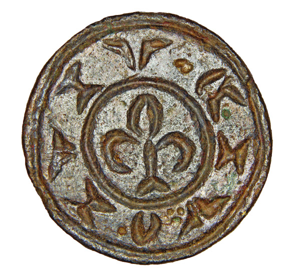 Seal of a prince's official, from Podolia 3