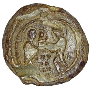 Seal of boyar Olbeh Ratyborych 1