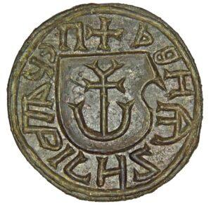 Seal of duke Ivan Vasylovych Kurtsevych 1