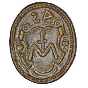 Seal of nobleman Adam Tykhonovych Shashkovych 1