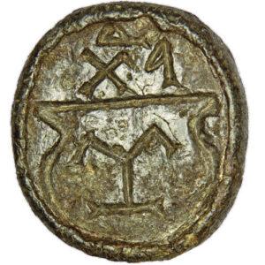 Seal of nobleman Ananii Volchko Khrinnytsky 1
