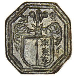 Seal of nobleman Fedir Bohdanovych Kozynsky 1