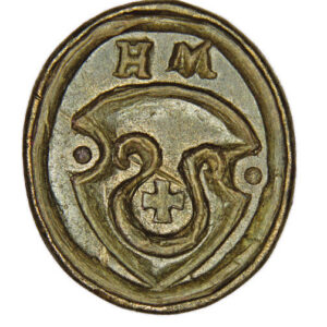 Seal of nobleman Hulevych 1