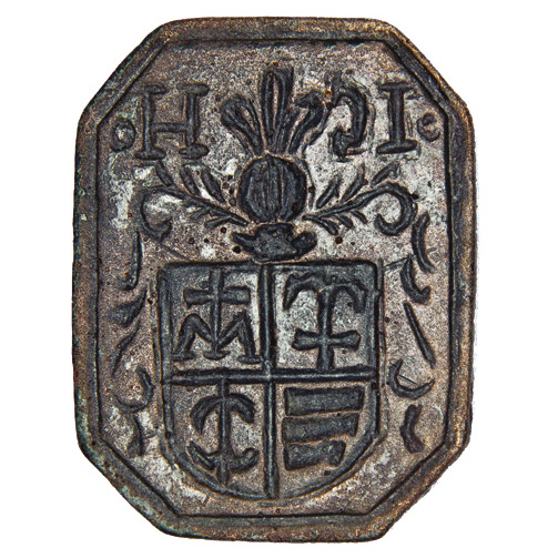 Seal of nobleman Ivan Mykhailovych Khrinnytsky 1