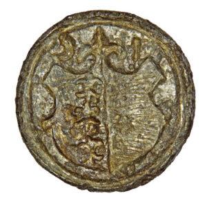 Seal of nobleman Ivan Petrovych Chaplych Shpanovsky 1