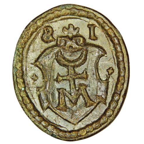 Seal of nobleman Ivan Suryn 1