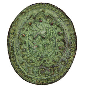 Seal of nobleman Jan Charlęski 1