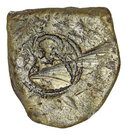 Seal of prince Mstyslav Yuriiovych 1