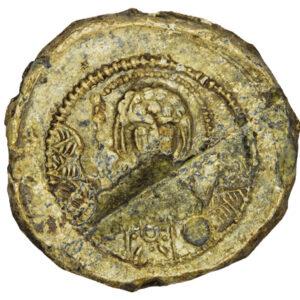 Seal of prince Sviatopolk Iziaslavych 1
