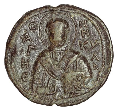 Seal of prince Sviatoslav Yaroslavych 1