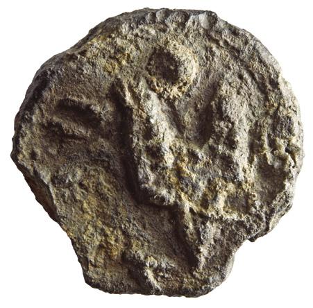 Seal of prince Sviatoslav the Brave 1