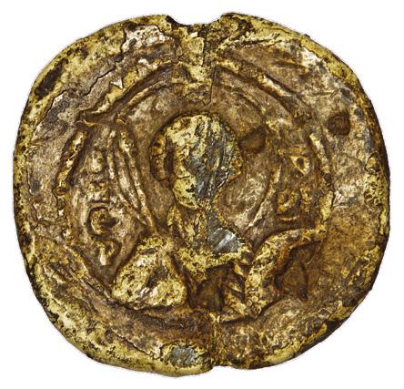 Seal of prince Viacheslav Yaroslavych 1
