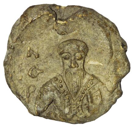 Seal of prince Vsevolod Olhovych 1