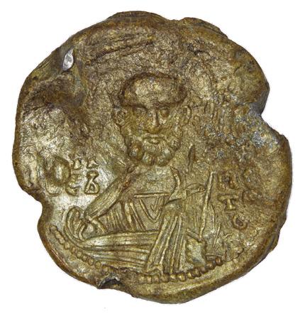 Seal of prince Yaropolk Iziaslavych, titular king of Rus 1