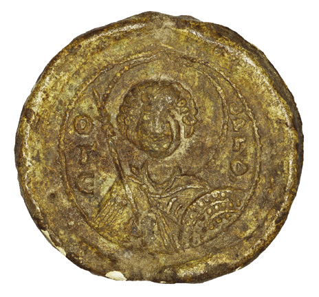 Seal of prince Yaroslav the Wise 1