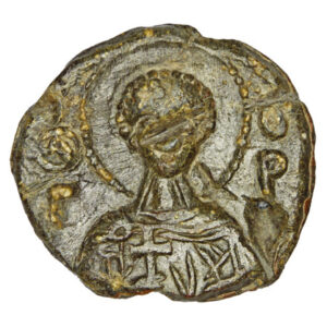 Seal of prince Yurii Volodymyrovych the Long-Armed 1