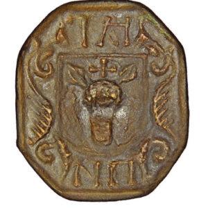 Seal of the colonel of Irkliiv