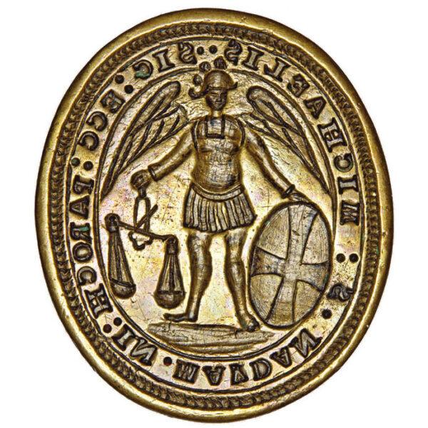 Seal of the parish Church of St. Archangel Michael in Maidan village 1