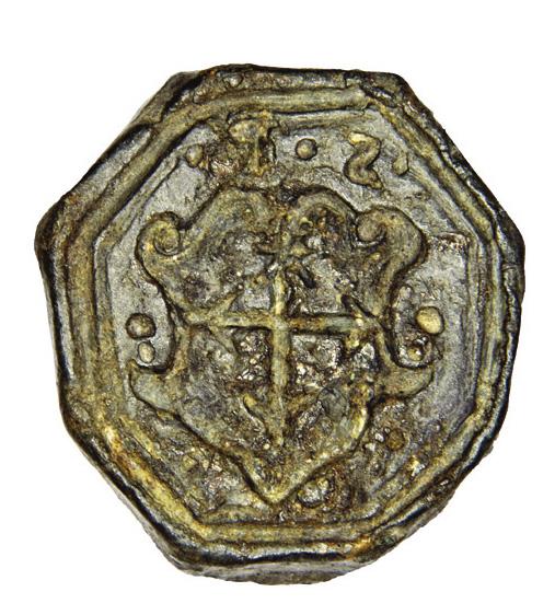 Seal of zemianka Sofiia Pryveredovska 1