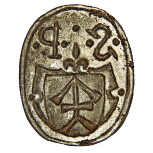 Seal of zemianyn Stanislav Pryborsky 1