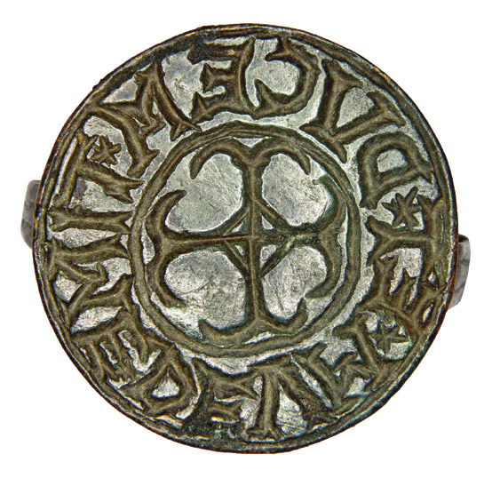 Signet-ring of a Rus knight_2