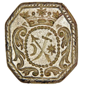 Signet-ring of a Zaporozhian nobleman_2_1